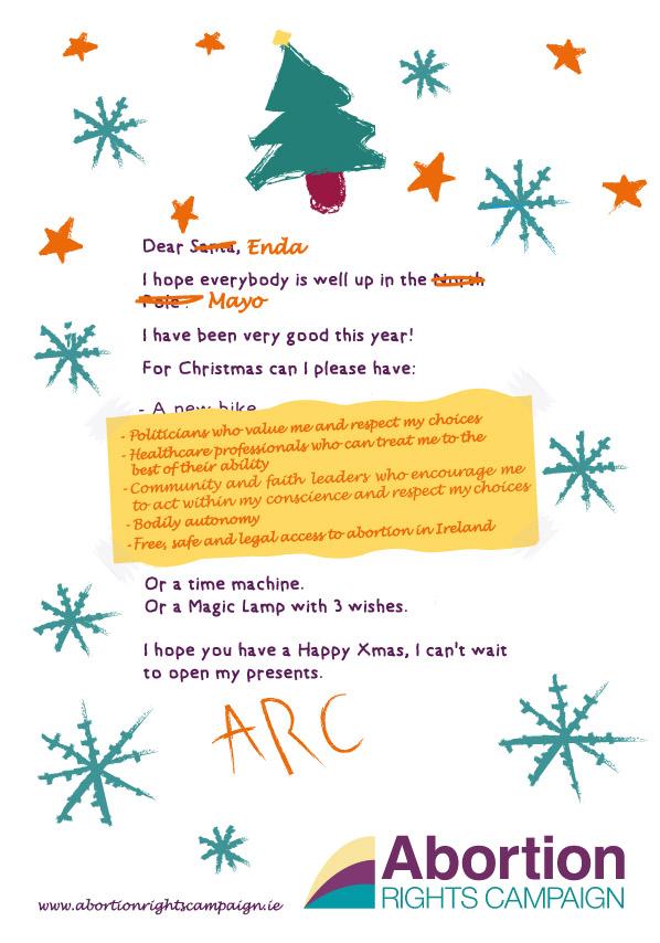 Download letter to Santa