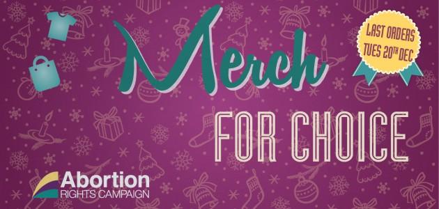 Christmas merch for choice