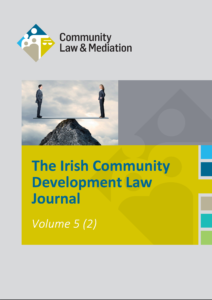 The Irish Community Development Law Journal image