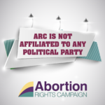 ARC is not affiliated to any political party