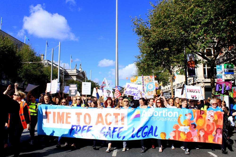 March for Choice 2017 image