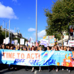 Time to Act march image