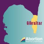 Gibraltar map
