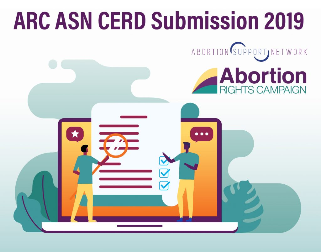 ARC ASN CERD Submission